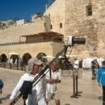 Film production in Israel