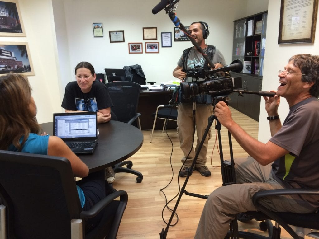 News production in Israel