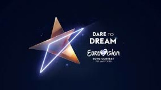 Eurovision logo - video production in Israel