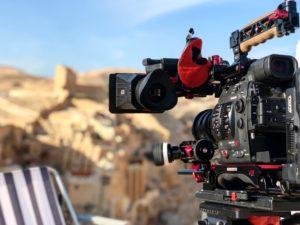 camera 4K Israel desert