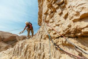 4K shot, Israel, Desert