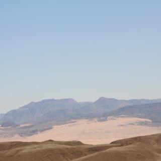 Negev Desert, Israel, Production crew