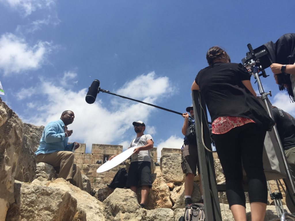 Feature production israel