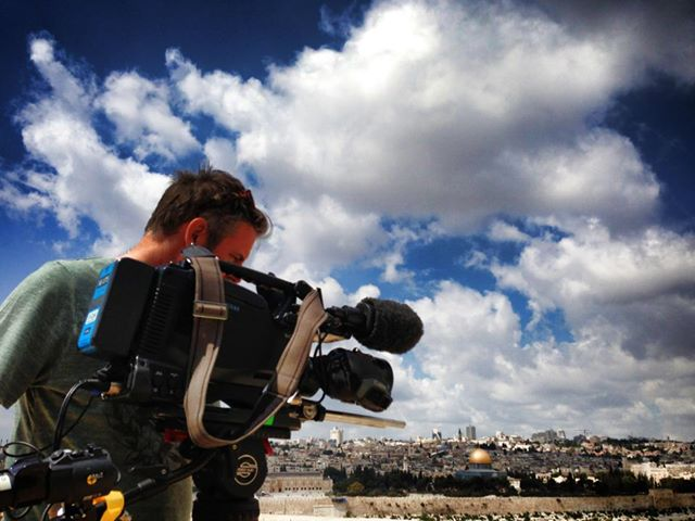 News production services in Israel