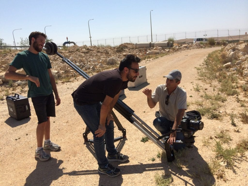 Film and TV productions in Israel