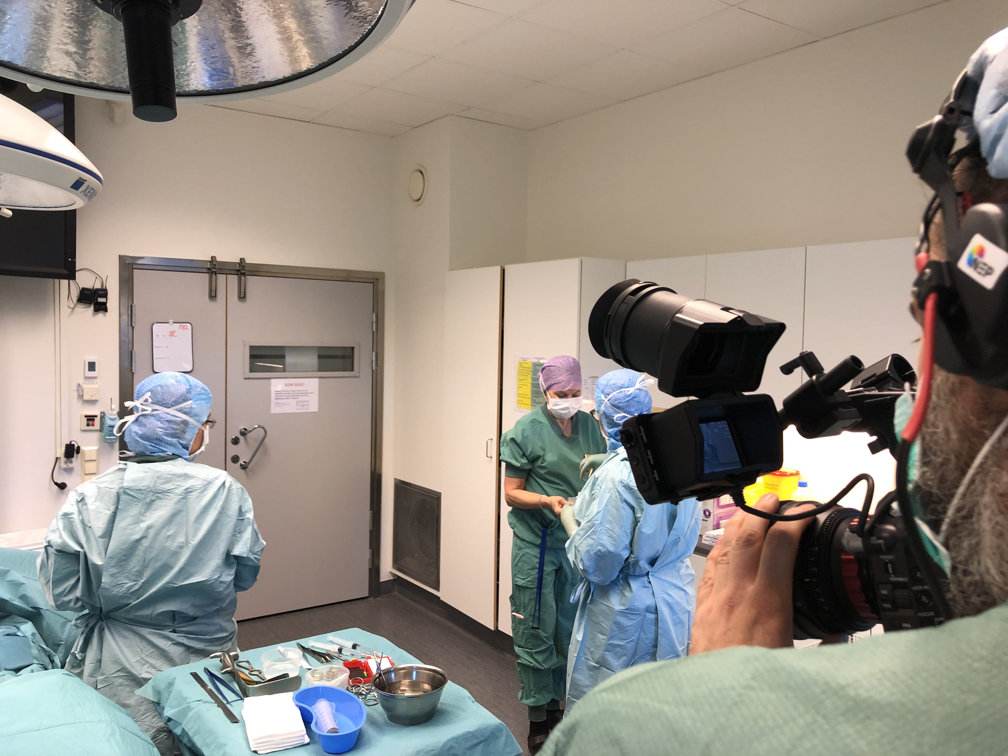 medical video production in Israel