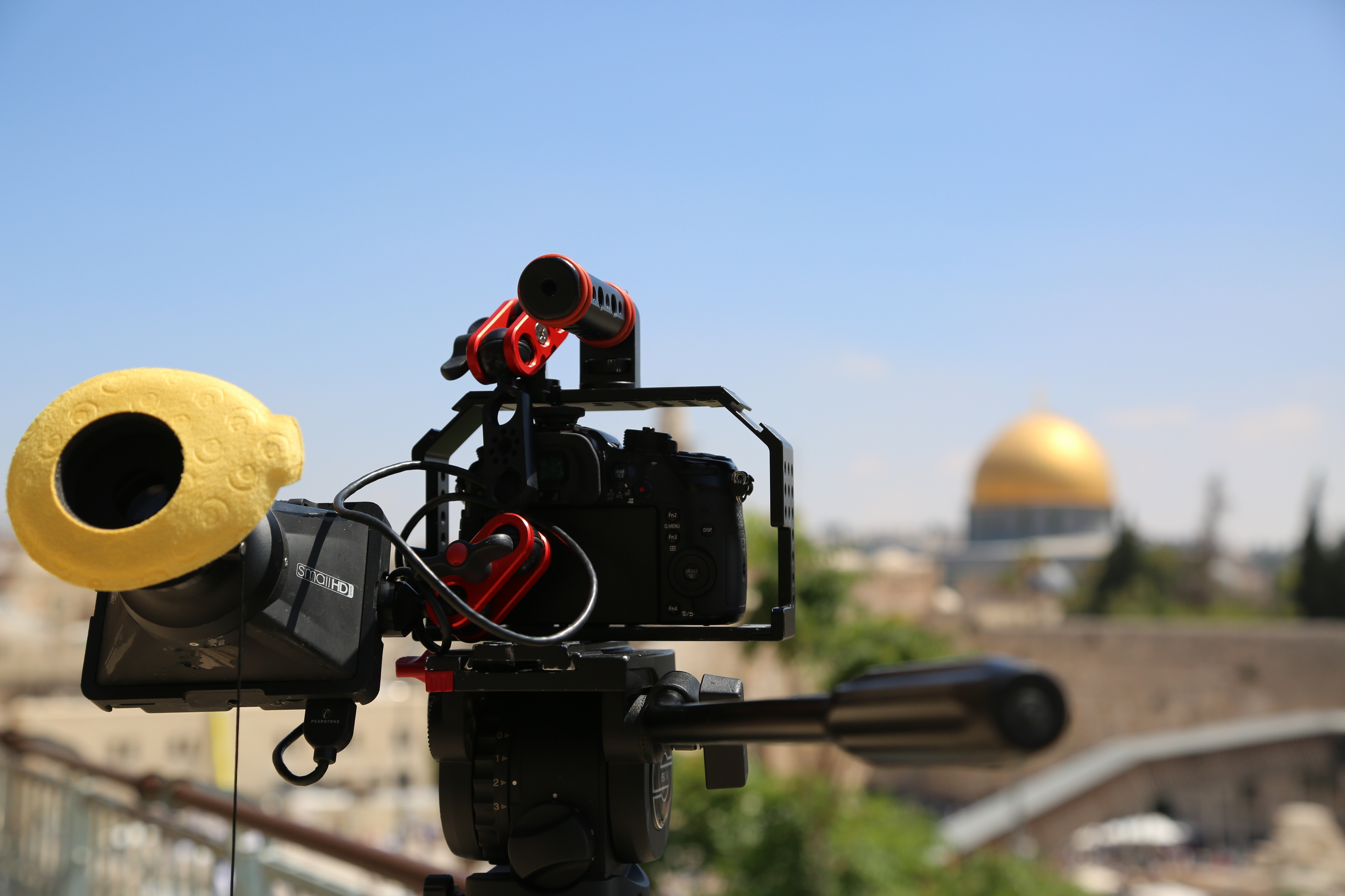 Production services in Israel